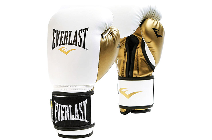 Boxing Gloves, Training - PowerLock, Everlast