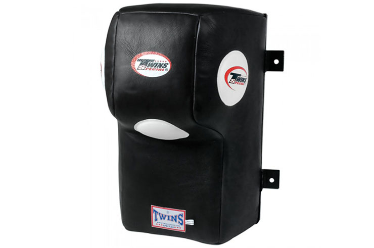 wall bag leather WB, Twins