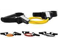 Kit poignées + Cable de résistance - Resistance Cable Set, SKLZ