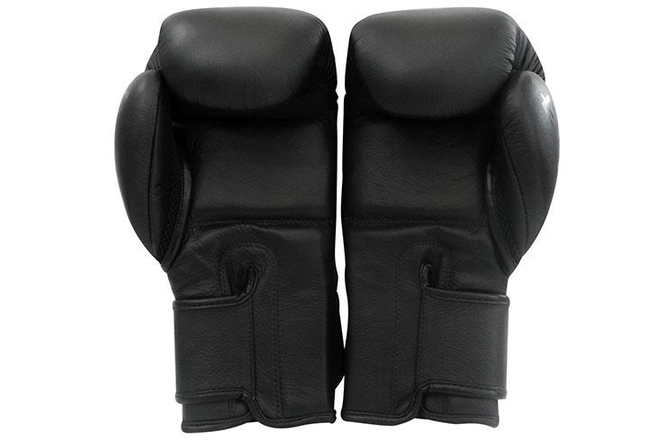 Boxing Gloves, Training - Matte Black, Elion