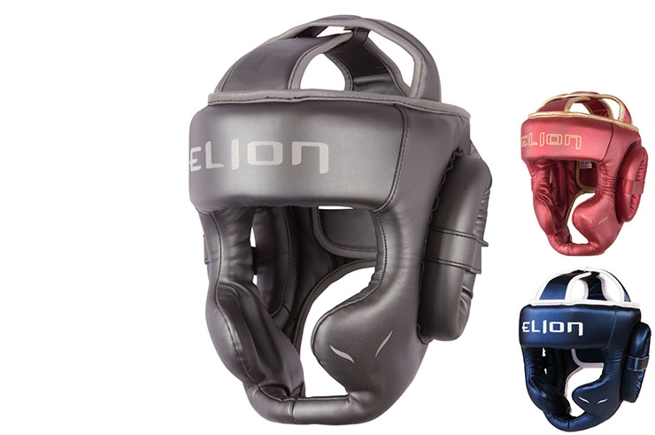 "Full Headgear ""Metal Blue"", Elion"