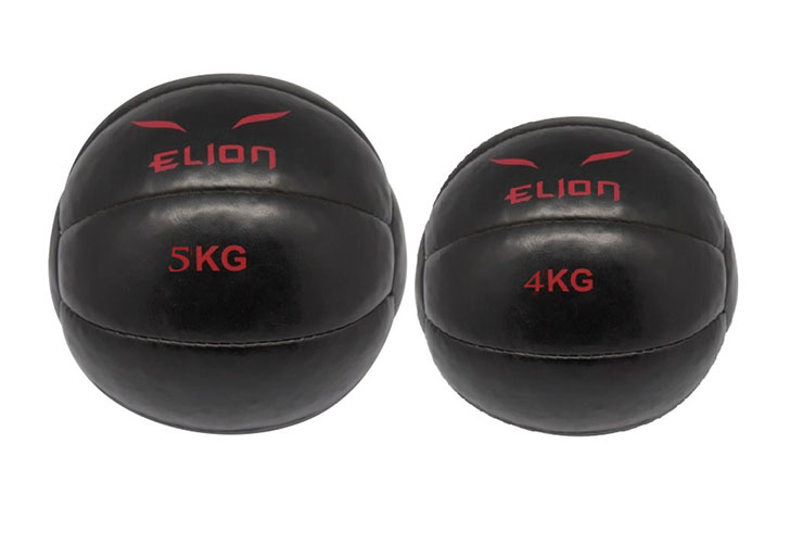 Medecine Ball, Elion
