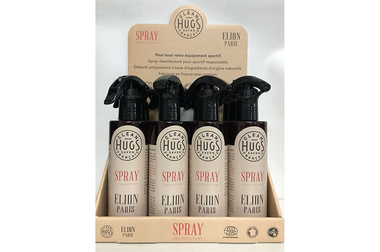 Aerosol desinfectante - Abrazos limpios - ELSPRAY, ELION