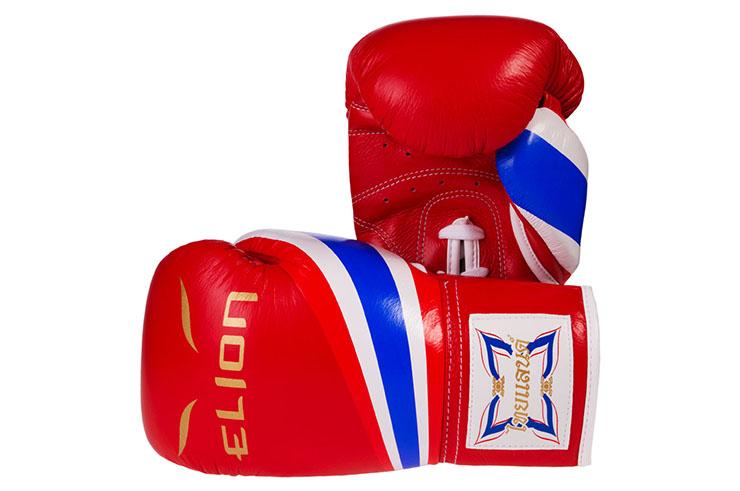 Gants de Boxe Entrainement, Thaï - Paris, Elion