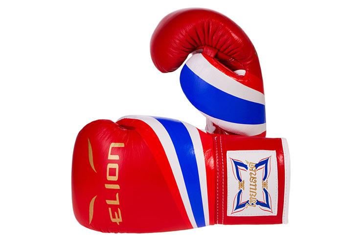 Guantes de boxeo de entrenamiento, tailandés - París, Elion