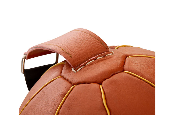 Double Fasteners Ball - Leather, Elion