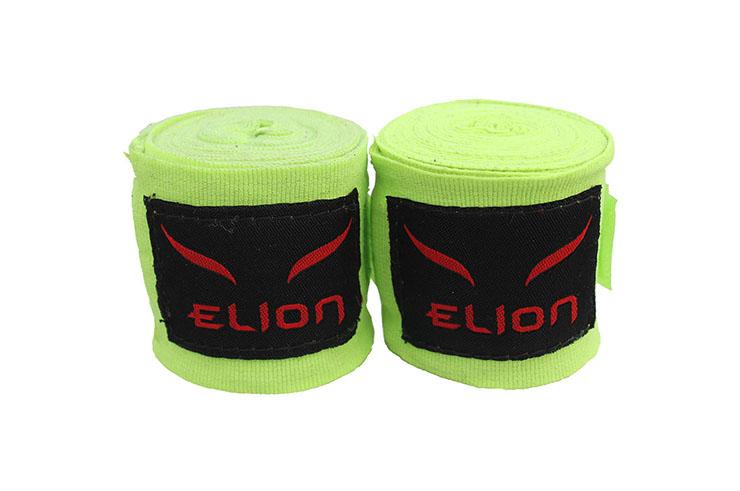 Bandas de boxeo, Elion