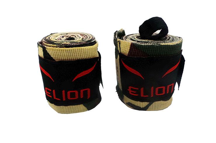 Boxing Bands, Elion