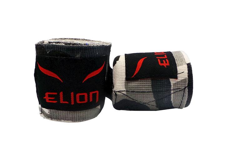 Bandes de Boxe - initiation, Elion