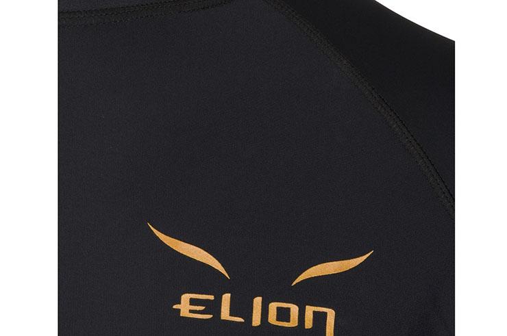 Rashguard, Logo Or - manches longues, Elion