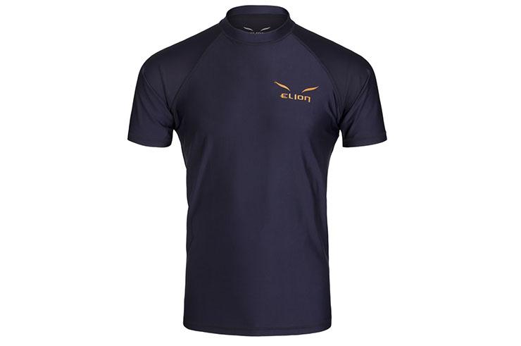 Rashguard, Logo Or - manches courtes, Elion