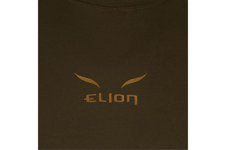 Mangas cortas Rashguard - Monochrome, Elion