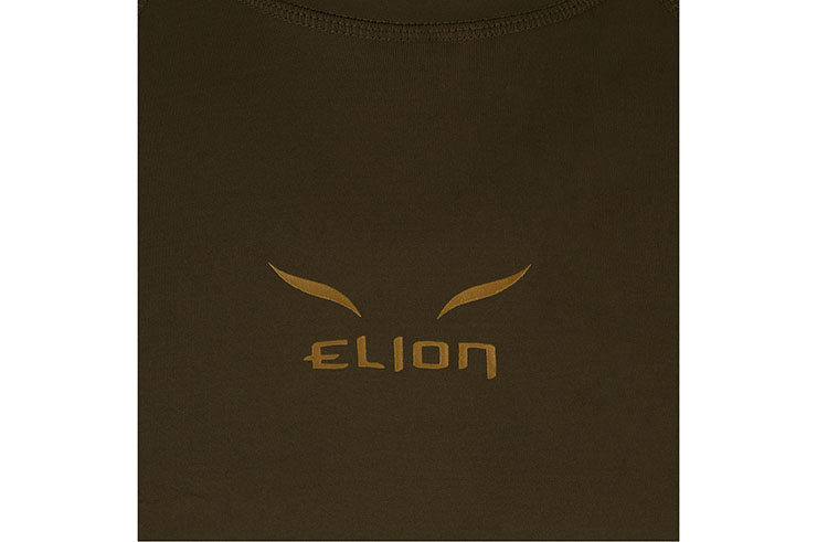 Rashguard manches courtes - Monochrome, Elion
