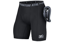 Short de Compresión y Guardia de la ingle - Vector, Phantom Athletics