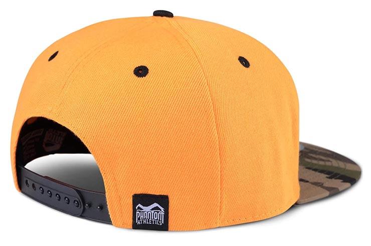 Snapback Cap - Camo, Phantom Athletics