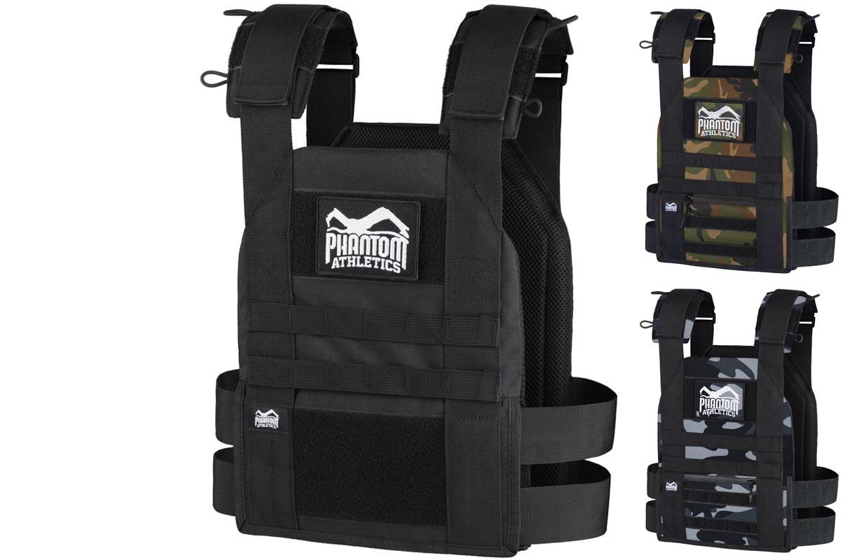Weighted vest - Training Vest, Phantom Athletics