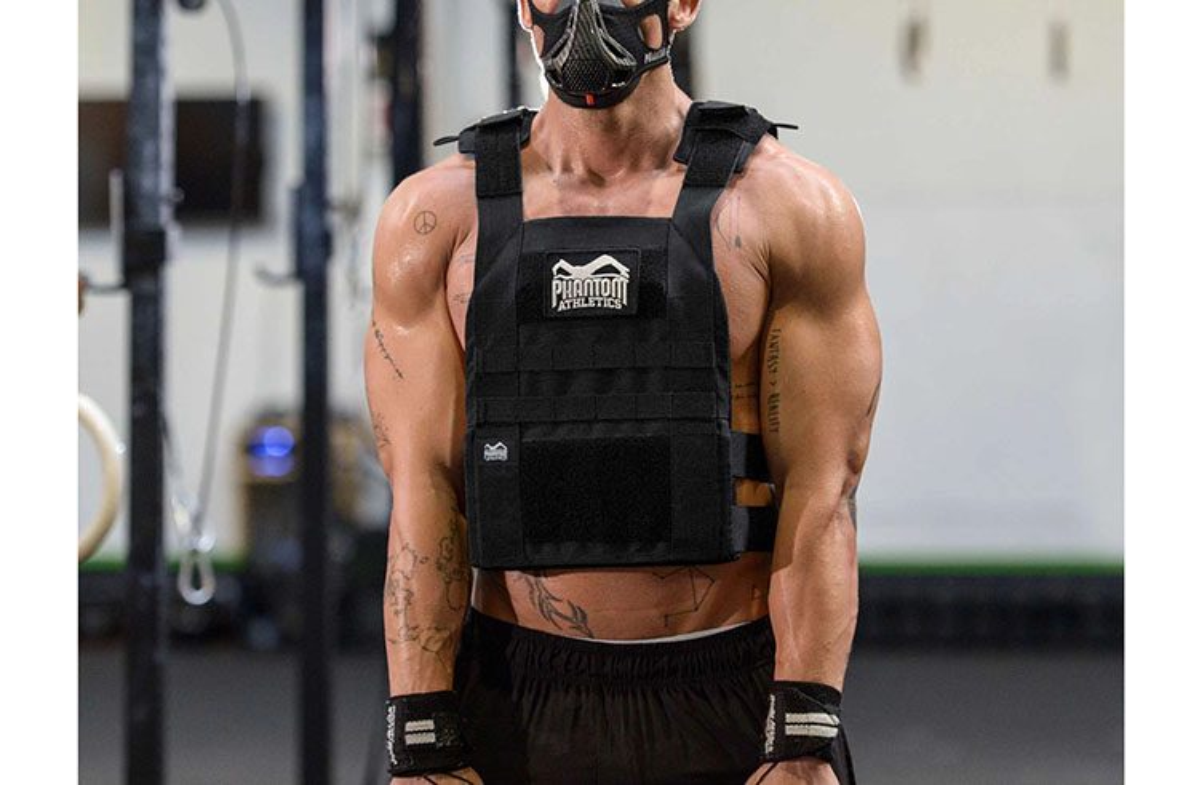 Gilet lesté - Training Vest, Phantom Athletics