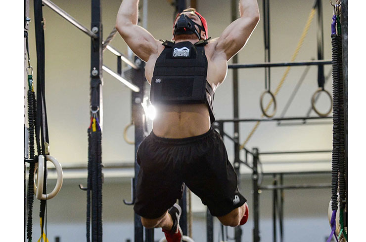 Chaleco con peso - Training Vest, Phantom Athletics