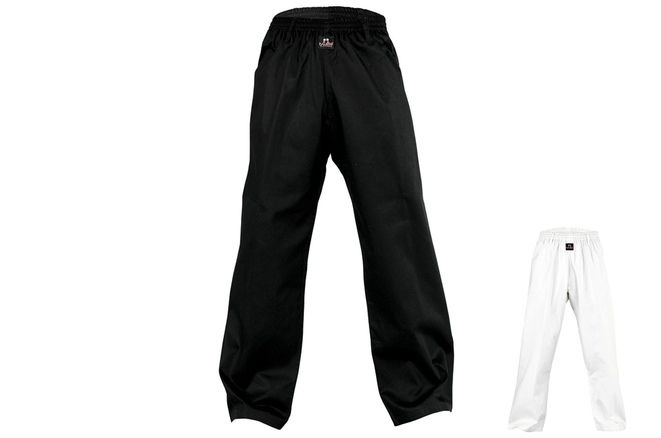 Pantalon Kick Boxing à Bandes, Danrho DragonSports.eu