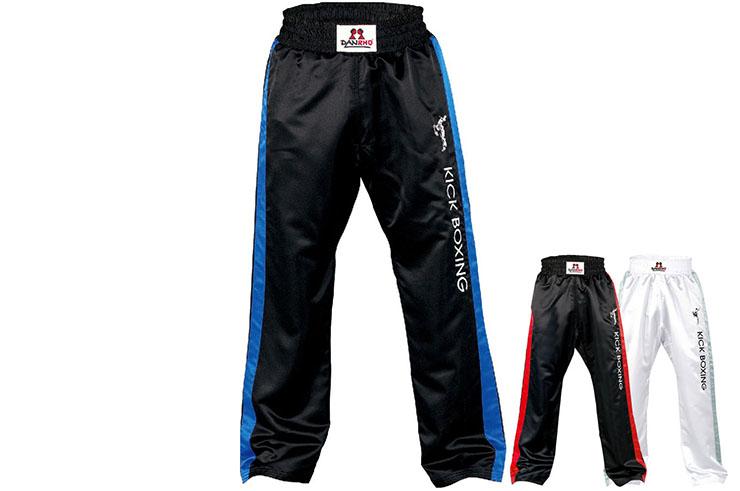 Pantalón Satén Kick Boxing, Danrho