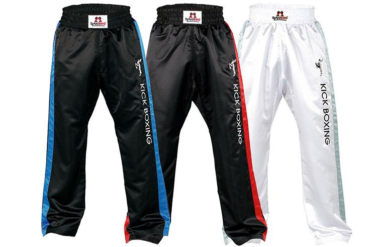 Pantalon Satin Kick Boxing, Danrho