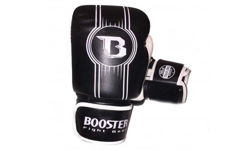 Gants de Boxe Cuir Véritable «BGL 1 V6», Booster