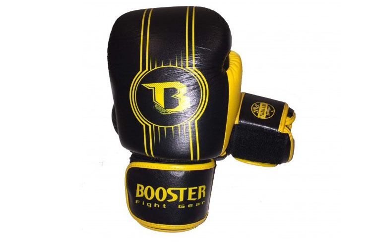 gants de boxe cuir v ritable bgl 1 v6 booster. Black Bedroom Furniture Sets. Home Design Ideas