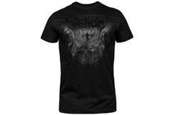 Camiseta Negra/Negra - Devil, Venum