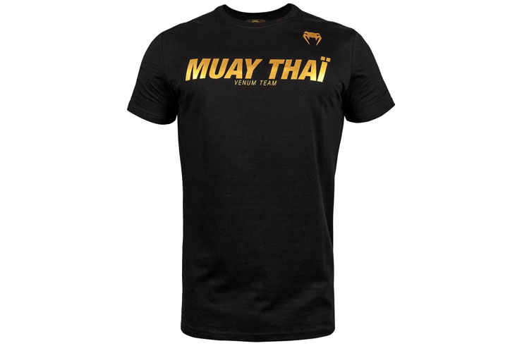 Muay Thaï T-shirt - Venum Team, Venum