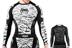 Camiseta de compresión mangua larga - Venum Defender, Venum