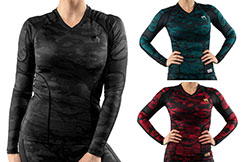 Rashguard long sleeves women - Venum Defender, Venum