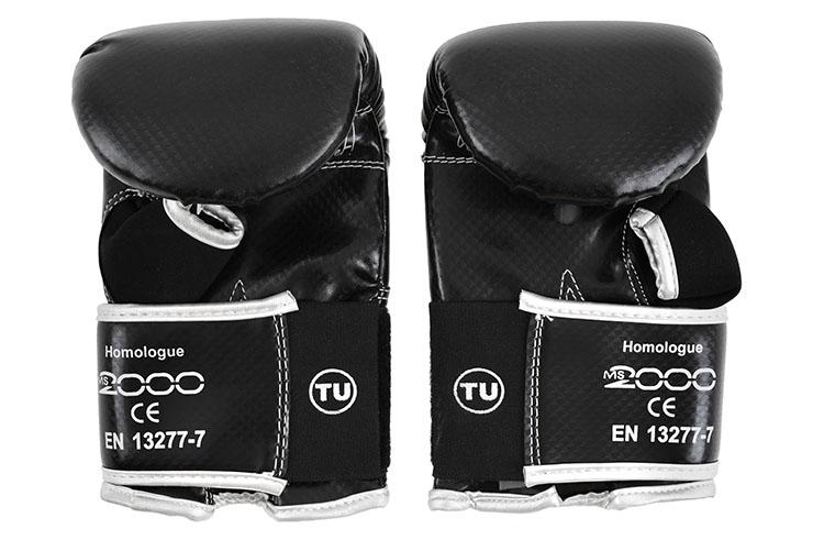 Punching bag + bag gloves, Montana