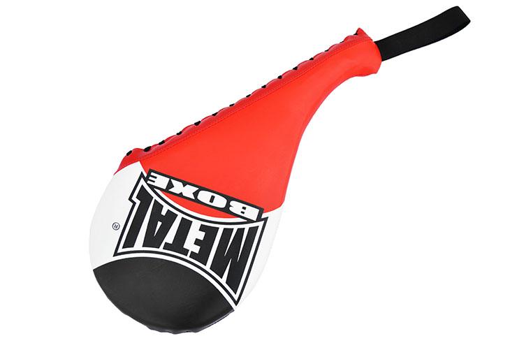 Kicking paddle, Single - FR100, Metal Boxe