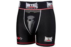 Boxer y guardia de la ingle, OKO - GRPRO450N, Metal Boxe