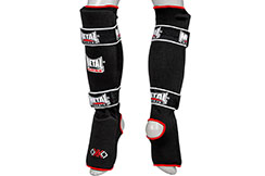 Step & Shinguards OKO - GRPRO520N, Metal Boxe