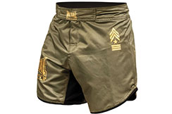 MMA shorts short cut, Military - MB269M, Metal Boxe