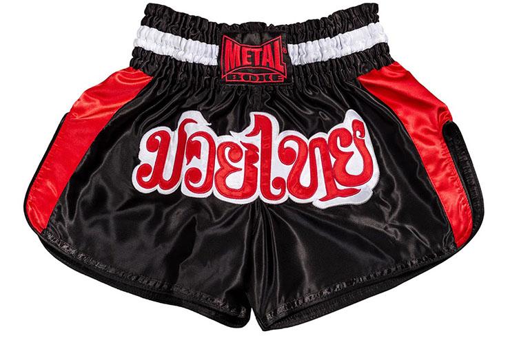 "Pantalones cortos Thai ""EXTREM"" - TC70H, Metal Boxe"
