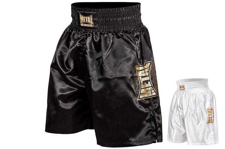 English boxing shorts, Pro Line - Pro Line TC75, Metal Boxe