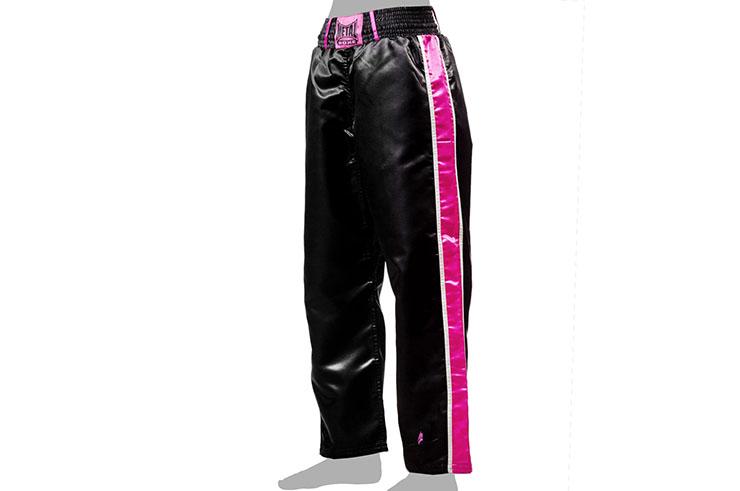 Pantalón Full Contact, 2 bandas - MB55, Metal Boxe