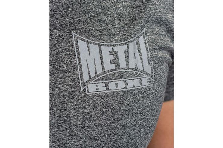 T-shirt de Sport, Technique - TC102, Metal Boxe