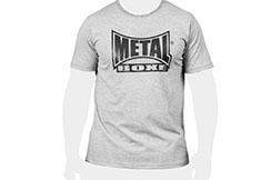 Camiseta Vintage - TC106, Metal Boxe