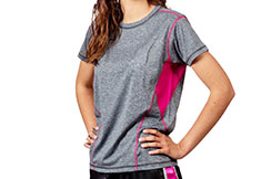 T-shirt de Sport femme, Technique - TC103, Metal Boxe