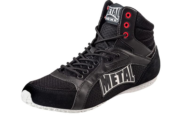 Zapatos de Boxeo, Viper III - CH101N, Metal Boxe