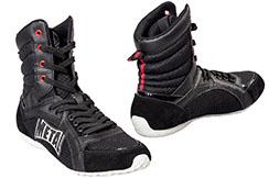Chaussures de Boxe Anglaise, Haute - Viper IV CH201N, Metal Boxe