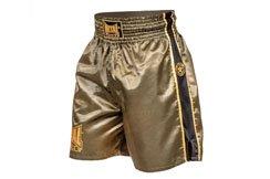 Pantalones Cortos de Boxeo, Vintage Military - TC75M, Metal Boxe