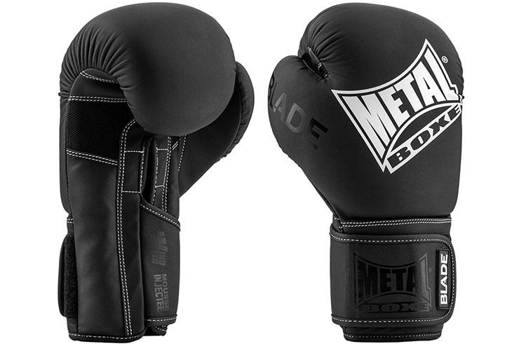 Gants de boxe, Blade Classic - MBGAN203N, Metal Boxe