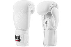 Boxing gloves, White Light - MBGAN202W, Metal Boxe