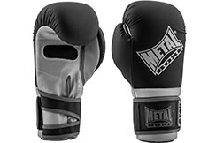 Boxing gloves, Star - MBGAN206N, Metal Boxe