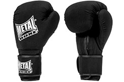 Gants de boxe lavables - MBGAN9100N, Metal Boxe
