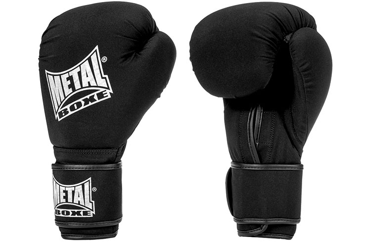 Washable boxing gloves - MBGAN9100N, Metal Boxe